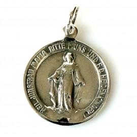 Подвеска религиозный медальон P751