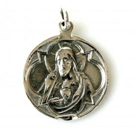 Pakabukas religinis medalionas P750