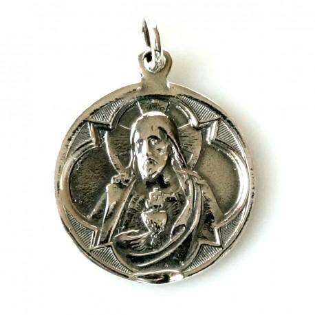 Подвеска религиозный медальон P750