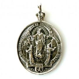 Подвеска религиозный медальон P752