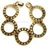 Brass bracelet ŽAp249