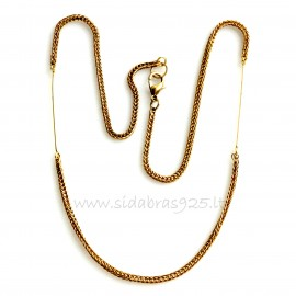 Brass chain handmade ŽG3