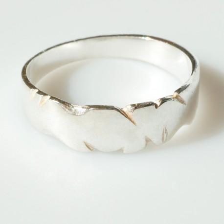 Vestuvinis žiedas Ž004