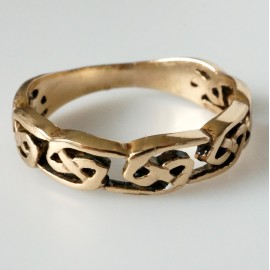 Bronze ring BŽ704