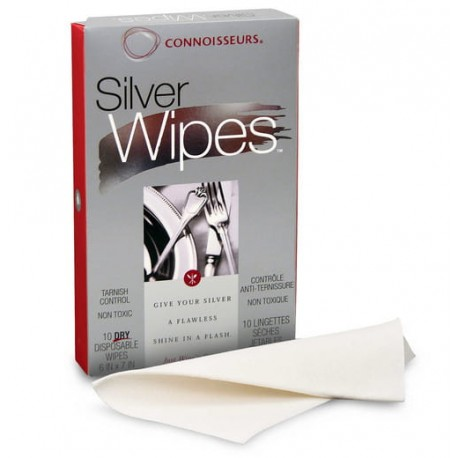 Valymo priemonė sidabriniams stalo įrankiams