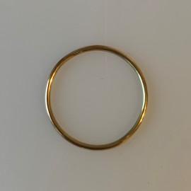 """Žiedas auksinis """"Viena diena"""""""
