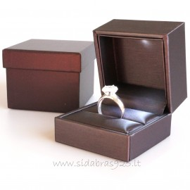 Gift Box in purple with LED lighting