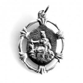 """Pakabukas medaliona """"Škaplierius"""""""