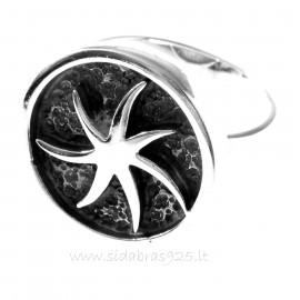 Кольцо Звезда по кругу